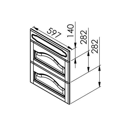 hauteur plan de travail salle de bain 1035 mon espace maison facade tiroircuisine chene massif