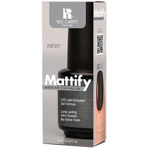 schwarze matte nägel carpet mattify matte top coat gel 9ml quality top