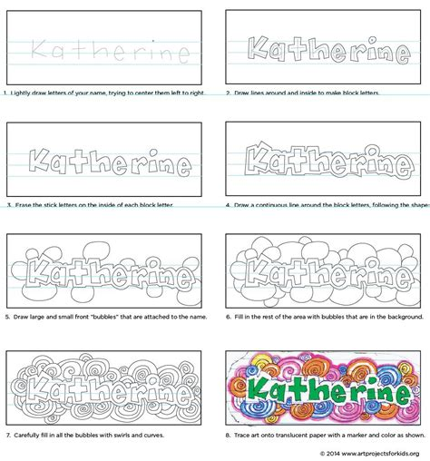 lettering tutorial español pdf how to doodle your name doodles