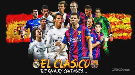 Wallpaper Barcelona Menghina Real Madrid | real madrid vs fc barcelona wallpapers by jafarjeef on