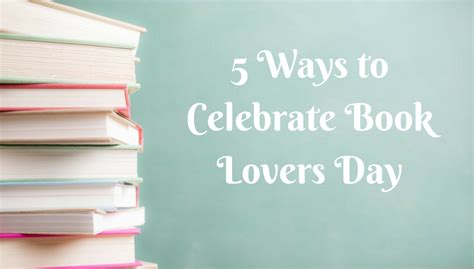 five ways want to bloom books 5 ways to celebrate national book day the read center