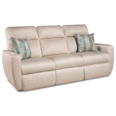 southern motion sofa with power headrest southern motion knock out 865 62p reclining sofa
