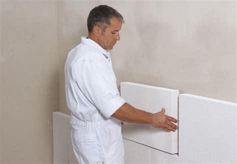 come coibentare una parete interna coibentare una parete interna in 6 fasi consigli obi