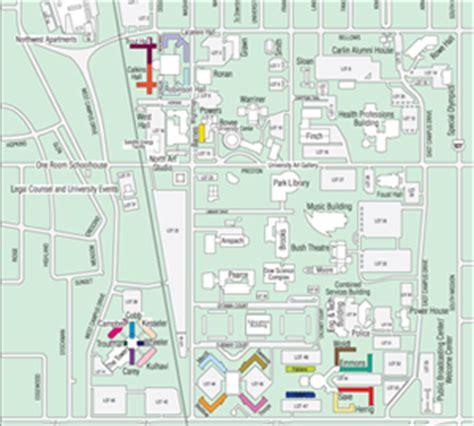 cmu map central michigan map michigan map