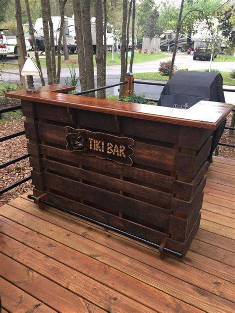 Bar Top Manufacturers Classic Ideas For Wood Pallet Repurposing Pallet Wood
