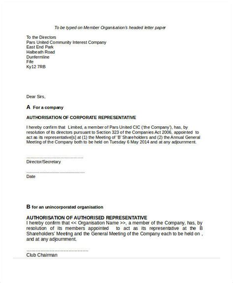 representative appointment letter template appoinment letter choice image cv letter and