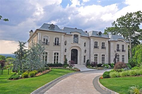 chateau style homes chateau