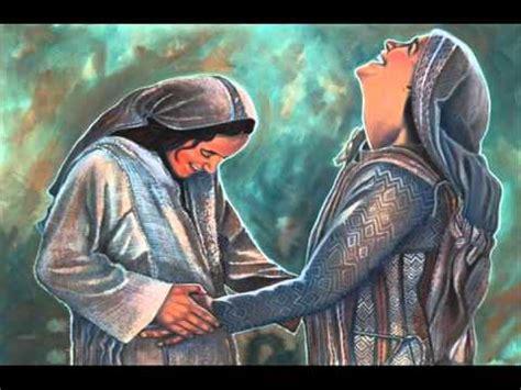 imagen de la virgen maria visitando a su prima isabel schoenstatt la visitaci 243 n youtube