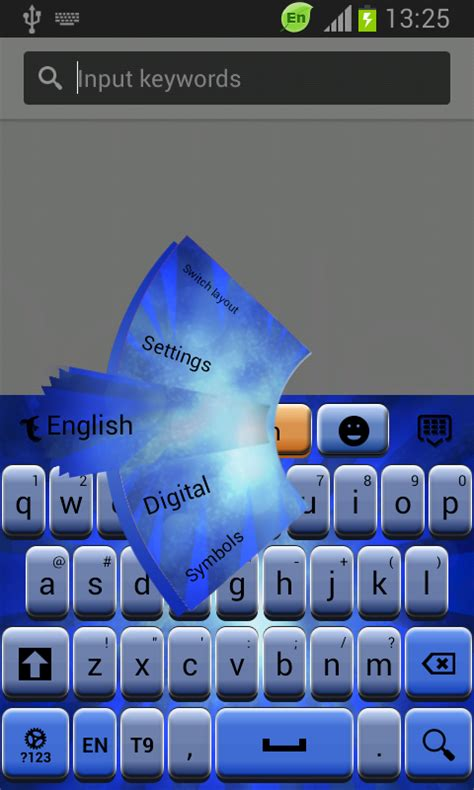 keypad themes app keypad for huawei ascend y100 free android app android
