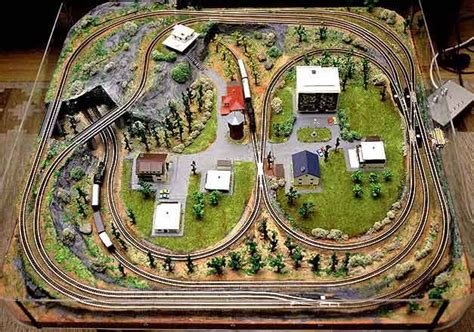 mdl layout model train layouts plans ho train section layouts