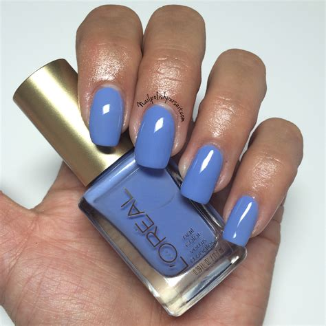 spring mature nail colors l oreal haute flowers spring 2015 collection spring