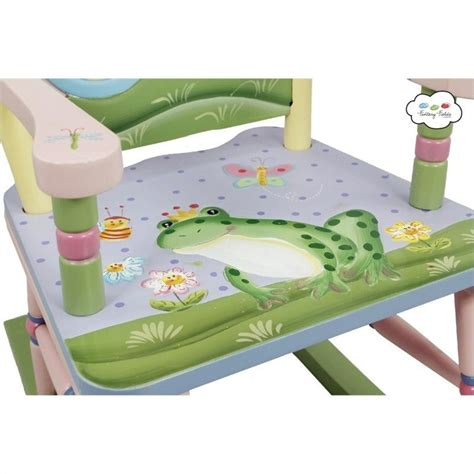 Magic Garden Rocking Chair Fields Painted Magic Garden Rocking Chair W 7499a