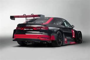 Audi Lms Official 2017 Audi Rs3 Lms Revealed Priced From 129 000