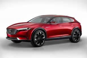 mazda koeru concept shows future cx 5 cx 9 design