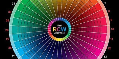 tavola colori complementari la teoria dei colori e la sua importanza webhouse