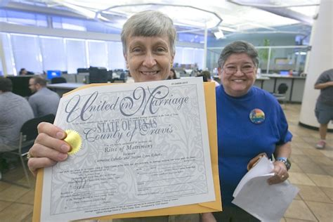Travis County Marriage License Records News Roundup And Lawmakers Quite Contrary News The Chronicle
