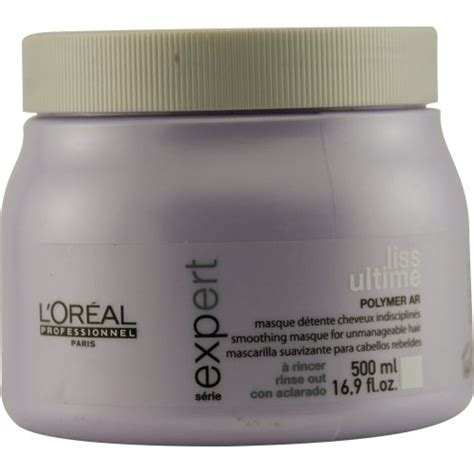 Loreal Se Serie Expert Technical Size Liss Ceutic 15 X 12ml l oreal professionnel serie expert liss ultime smoothing masque for unmanageable hair 16 9
