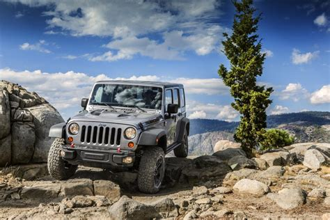 Jeep Wrangler Unlimited Anniversary Edition Introducing The 2013 Jeep 174 Wrangler Rubicon 10th