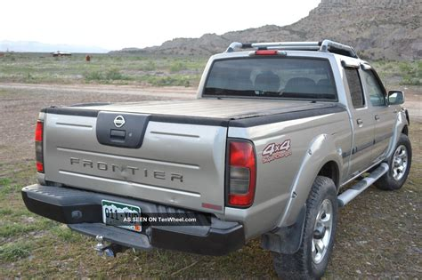 2002 nissan frontier 2002 nissan frontier crew cab supercharged 4x4