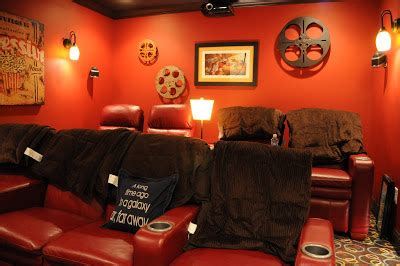 movie theater themed home decor home theater room decorating ideas the polkadot chair