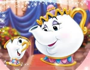 beauty and the beast pot diy mrs potts chip k lynn s delicious delights