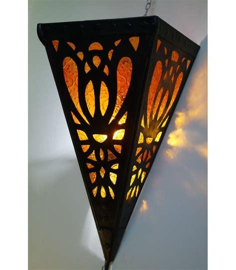 ladari in ferro battuto e vetro applique ferro battuto e vetro emporio d oltremare