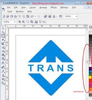 membuat logo trans tv tutorial cara membuat logo transtv di coreldraw blog pns