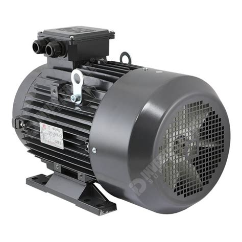 3 phase induction motor 15hp tec electric ie2 11kw 15hp 4 pole ac induction motor 400v b3 foot mount 160m frame ac