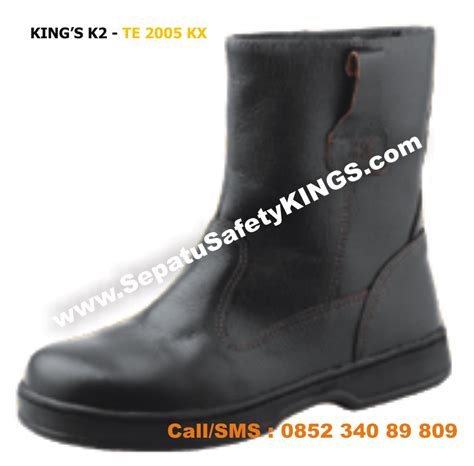 sepatu safety shoes snocure