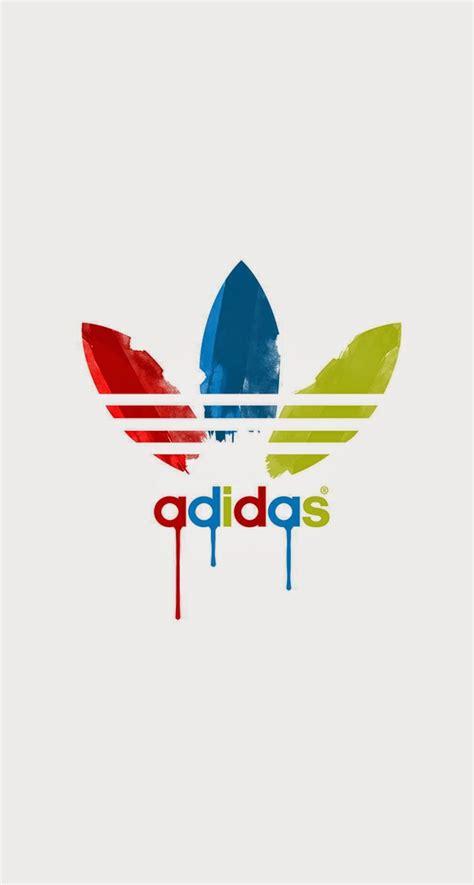 Kaos Logo Adidas Ii adidas paint logo iphone 6 plus hd wallpaper jpg 1 028 215 1 920 pixels new