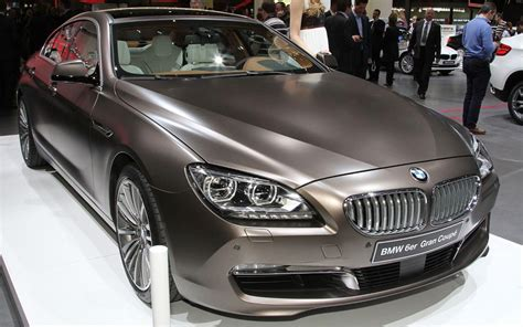bmw  series gran coupe information