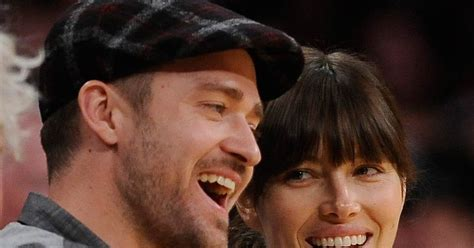 Justin Timberlake Calls A Wannabe by Justin Timberlake Calls Wedding Day To Biel Magical