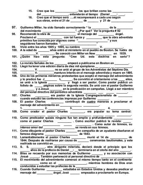 historia denominacional iglesia adventista prueba historia denominacional iglesia adventista prueba historia