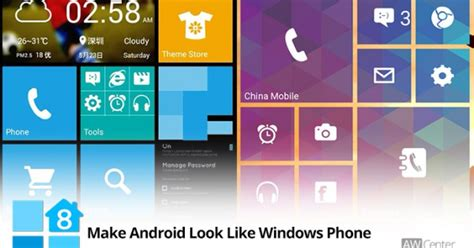 Android Like Windows Phone by How To Make Android Look Like Windows Phone Let S Tile Up