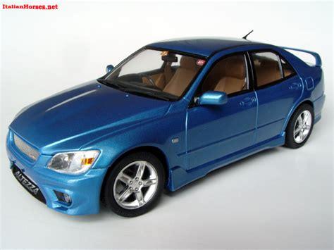 altezza car inside fujimi 1 24 toyota altezza mt200 lexus is300
