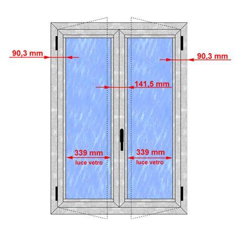 misure porta finestra produzione pvc page 15 terminali antivento per stufe a