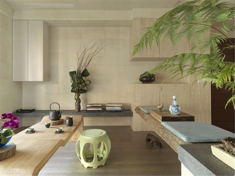 Asian Interior Design | a modern asian minimalistic apartment