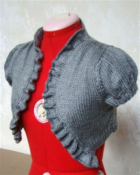 knit bolero 17 best images about vintage knits on free