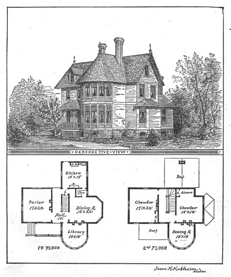 barn manor floor plan vintage illustration floor plan 1800 s 1940