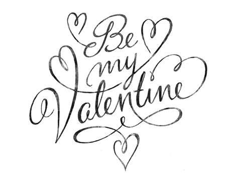 valentines day black and white be my photo and images be my quotes