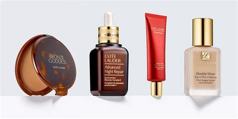 Skincare Estee Lauder 10 best selling est 233 e lauder makeup and skincare products