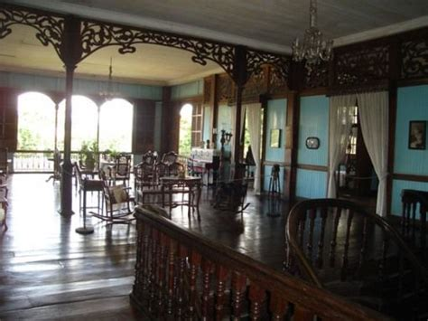 typical living room   philippine bahay na bato house