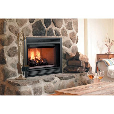 Majestic Fireplaces Wood Burning Fireplace by Majestic Sa42c Sovereign 42 Quot Heat Circulating Wood Burning