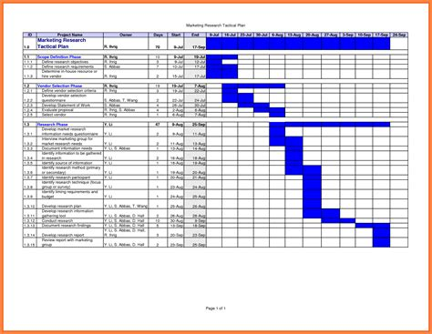 matrix spreadsheet template work plan template excel calendar template excel