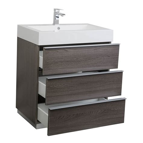 buy 29 25 single bathroom vanity set in oak optional