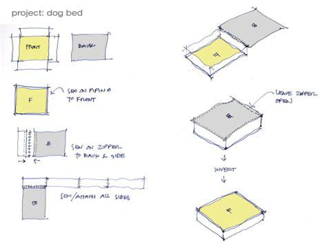dog bed pattern dog bed pattern plans free download average93mni