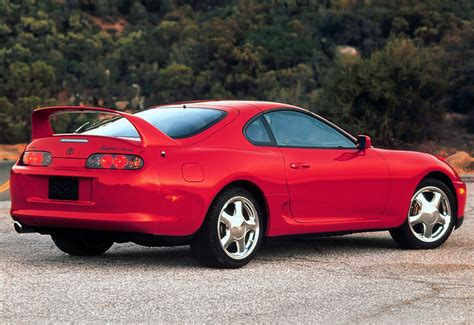 Toyota Supra Turbo Specs 1993 Toyota Supra Turbo Mkiv Specifications Photo