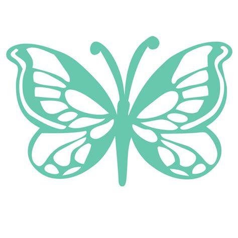 kaisercraft stencils template butterfly