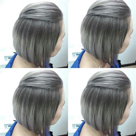 ash gray color ash grey hair color find your hair style