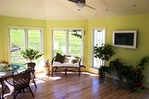 easy room additions family room additions maryland design build md